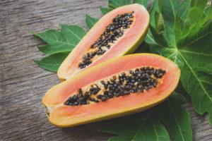 Полезные свойства и противопоказания папай