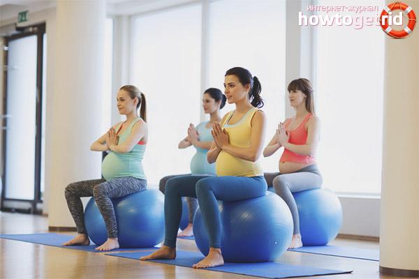 Противопоказания фитнеса при беременности