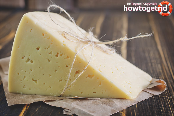 Сыр при сахарном диабете