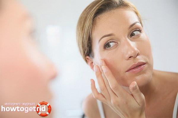 Тонкости ухода за кожей вокруг глаз