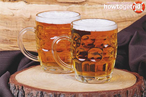 Употребление пива при болезни 2 типа диабета