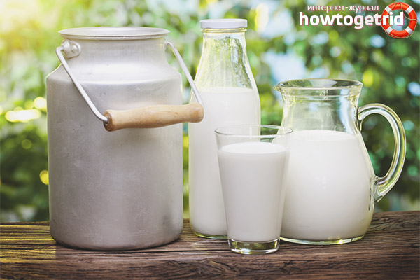Вред молока при сахарном диабете