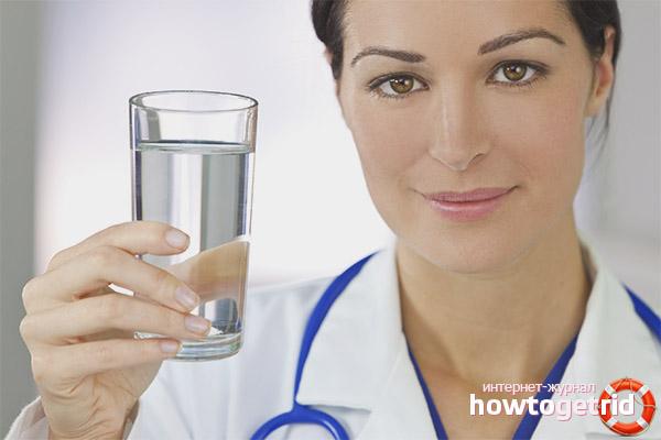 Зачем необходимо пить воду в достаточном количестве