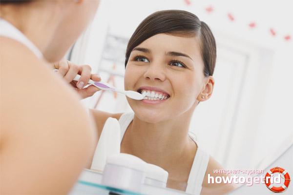 Можно ли чистить зубы после удаления зуба