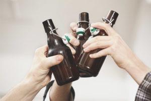 Можно ли пить пиво после тренировки