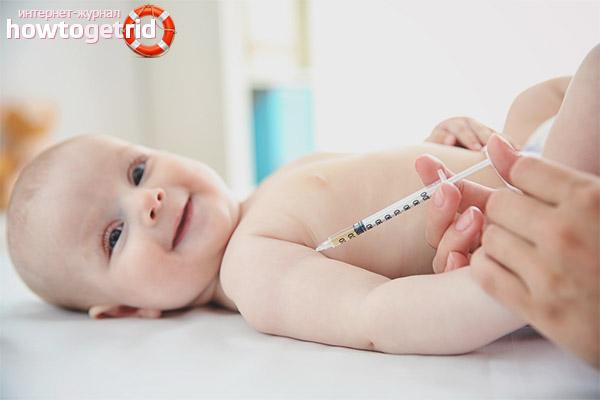 Роль вида вакцинации