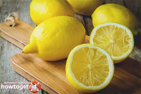Употребление лимона диабетиками