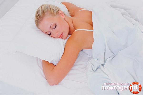 Вред лежание на животе после родов