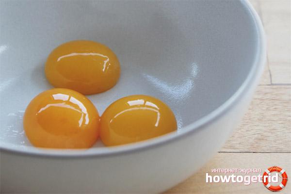 Польза сырого яйца