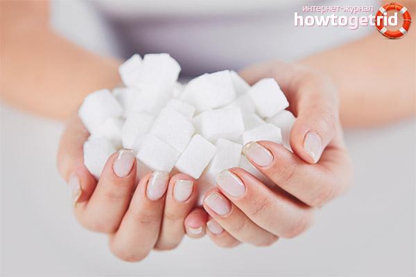 Борьба с зависимостью от сладкого