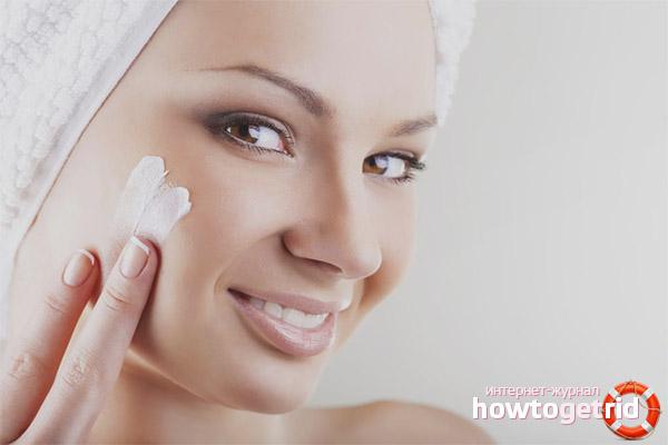 Как выровнять кожу лица после прыщей дома