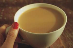 Чай с молоком при грудном вскармливании