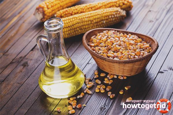 Чем полезно кукурузное масло