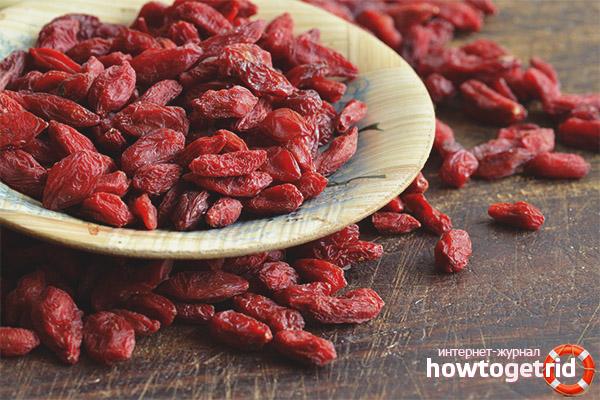 Чем полезны ягоды годжи