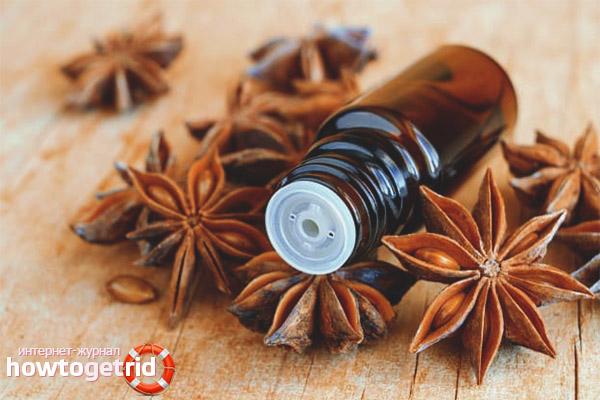 Дозировка анисового масла