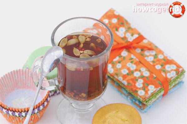 Как пить чай с кардамоном