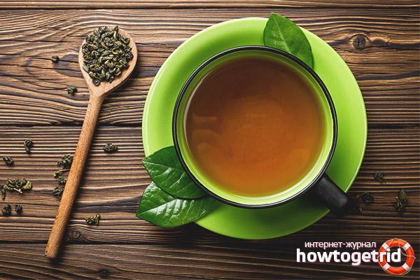 Как правильно выбрать зелёный чай