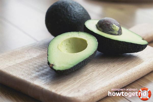 Когда рекомендуют употреблять авокадо