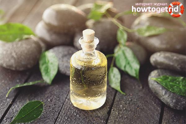 Маски для волос с маслом чайного дерева