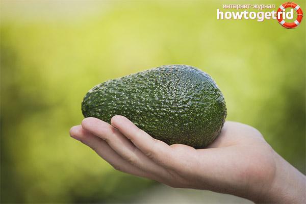 На что обратить внимание при выборе авокадо
