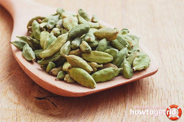 Противопоказания кардамона для похудения