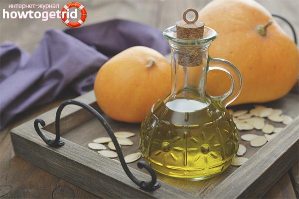 Как использовать тыквенное масло для похудения