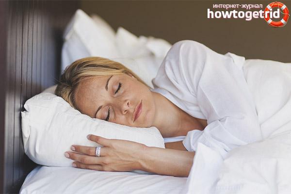 Крепкий и правильный сон от стресса