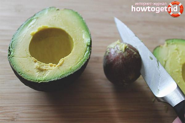 Можно ли есть косточку авокадо