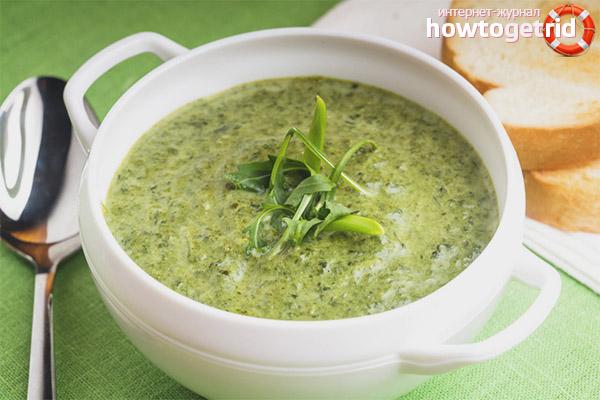 Особенности приготовления супа из сельдерея