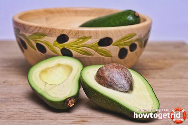 Использование авокадо в косметологии