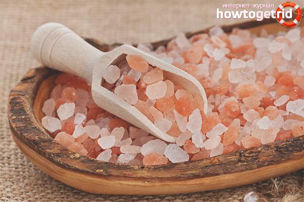 Можно ли употреблять розовую гималайскую соль в пищу
