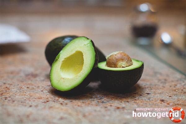 Полезные свойства авокадо для мужчин