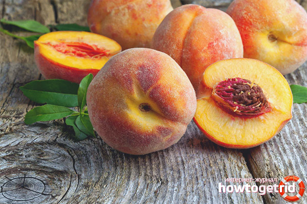 Противопоказания персиков при диабете