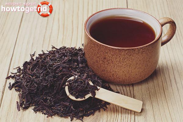 Как правильно пить чёрный чай при беременности