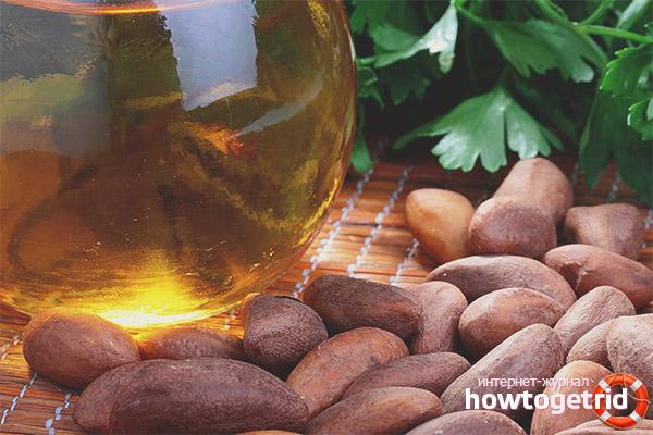 Масло бразильского ореха
