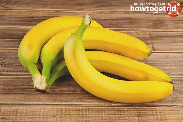 Противопоказания банана для детей