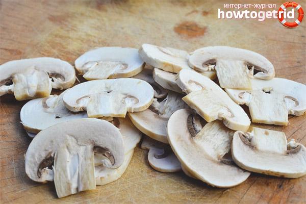 Вкусные грибные секреты