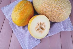 Как выбрать спелую и сладкую дыню