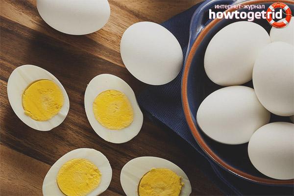Как готовить яйца, чтобы не заболеть сальмонеллезом
