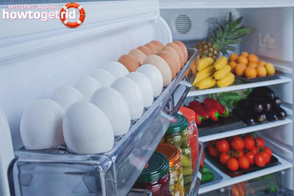 Видео: как правильно хранить продукты в холодильнике
