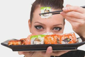 Есть суши
