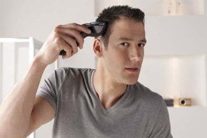 Мужская стрижка в домашних условиях
