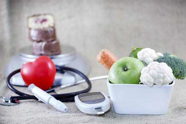 Опасные и вредные продукты при диабете