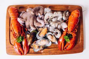 Какие морепродукты полезны для мужчин и женщин