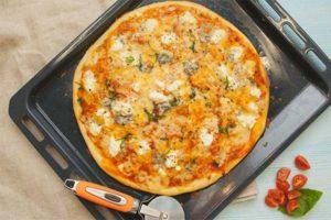 Особенности приготовления настоящей пиццы