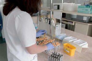 Эффективность химиотерапии при лимфоме