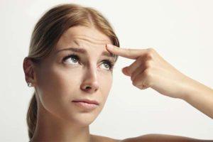Как убрать морщинки на лице
