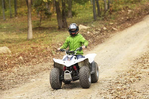Как выбрать детский квадроцикл