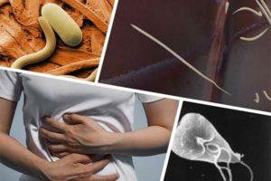 Какие симптомы указывают на то, что у вас глисты