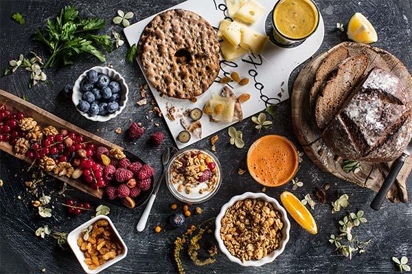 30 интересных фактов о еде